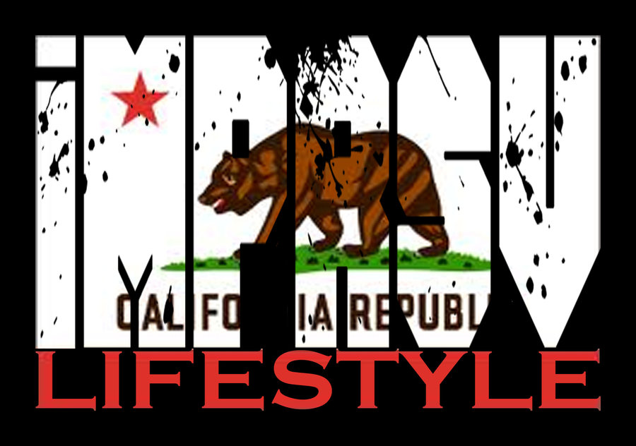 Black Cali Life by RunRampantDesign 900x632