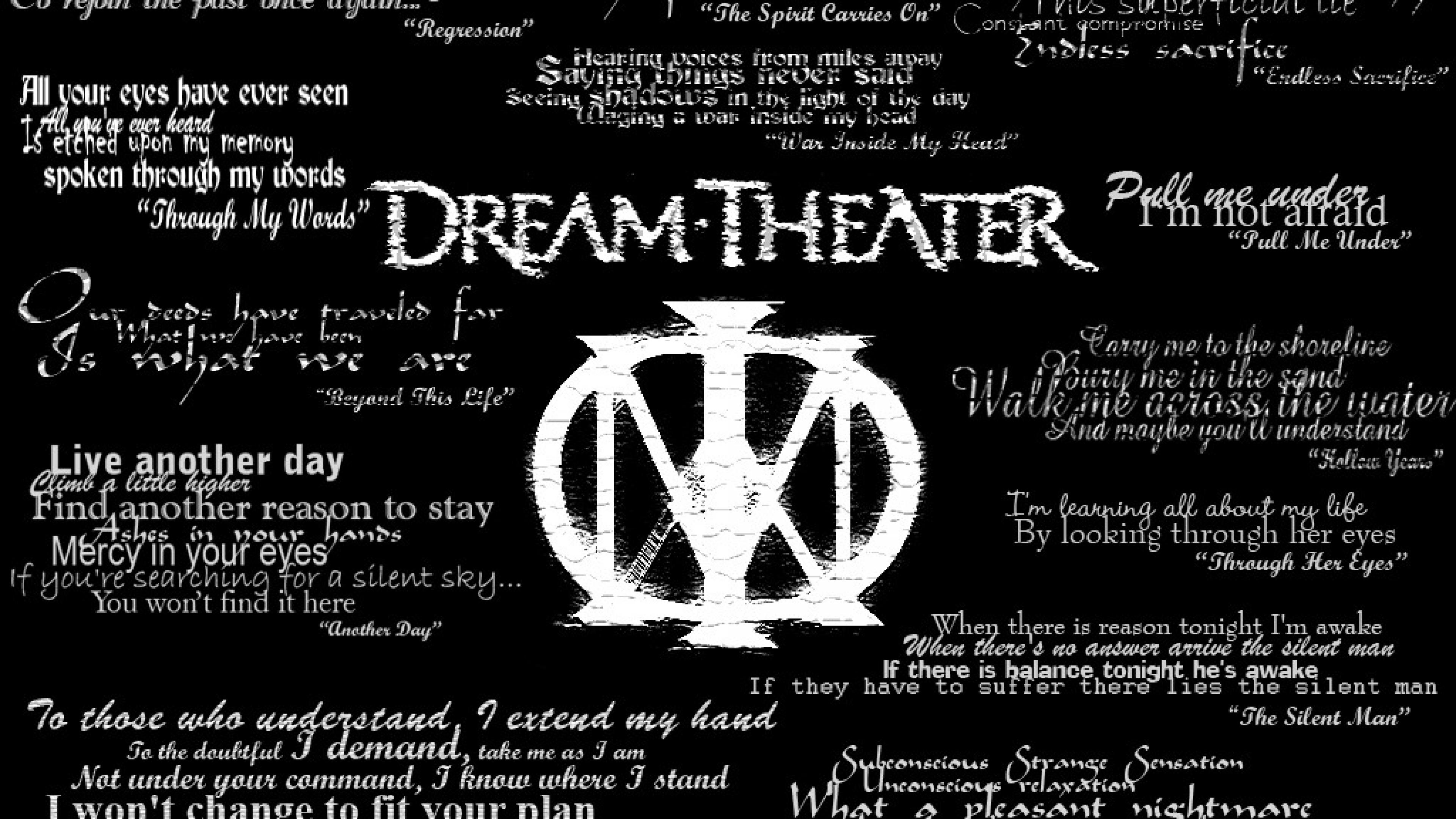 3840x2160px Dream Theater Wallpaper Hd Wallpapersafari