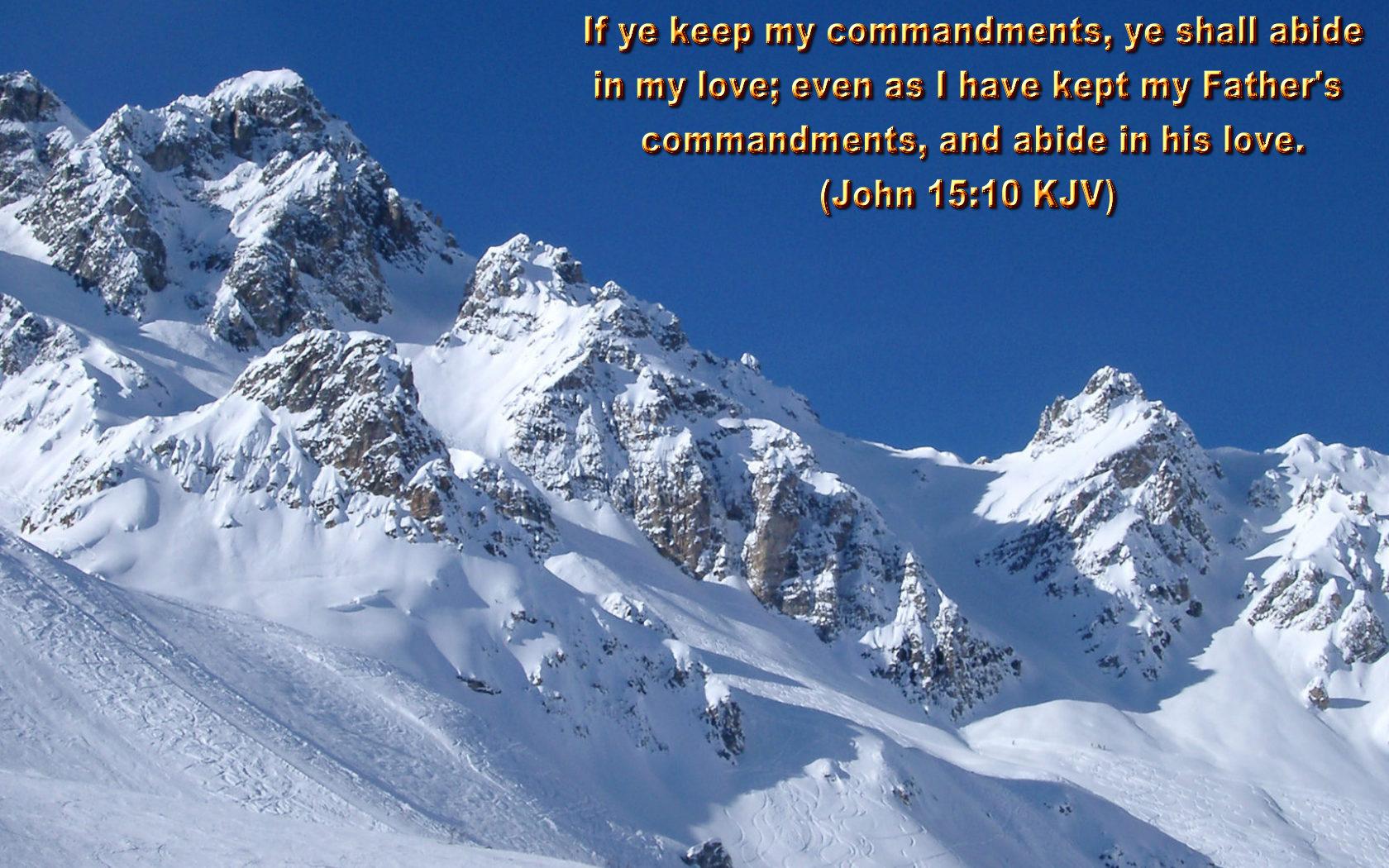 Christian Pictures with Bible Verses KJV By wwwturnbacktogodcom 1680x1050