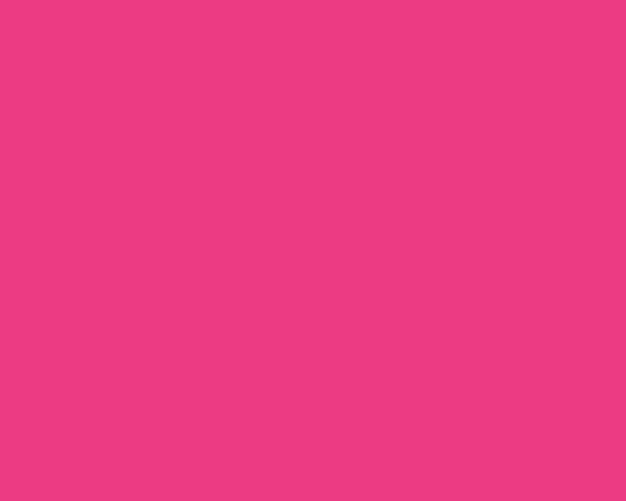 1280x1024 Cerise Pink Solid Color Background 1280x1024