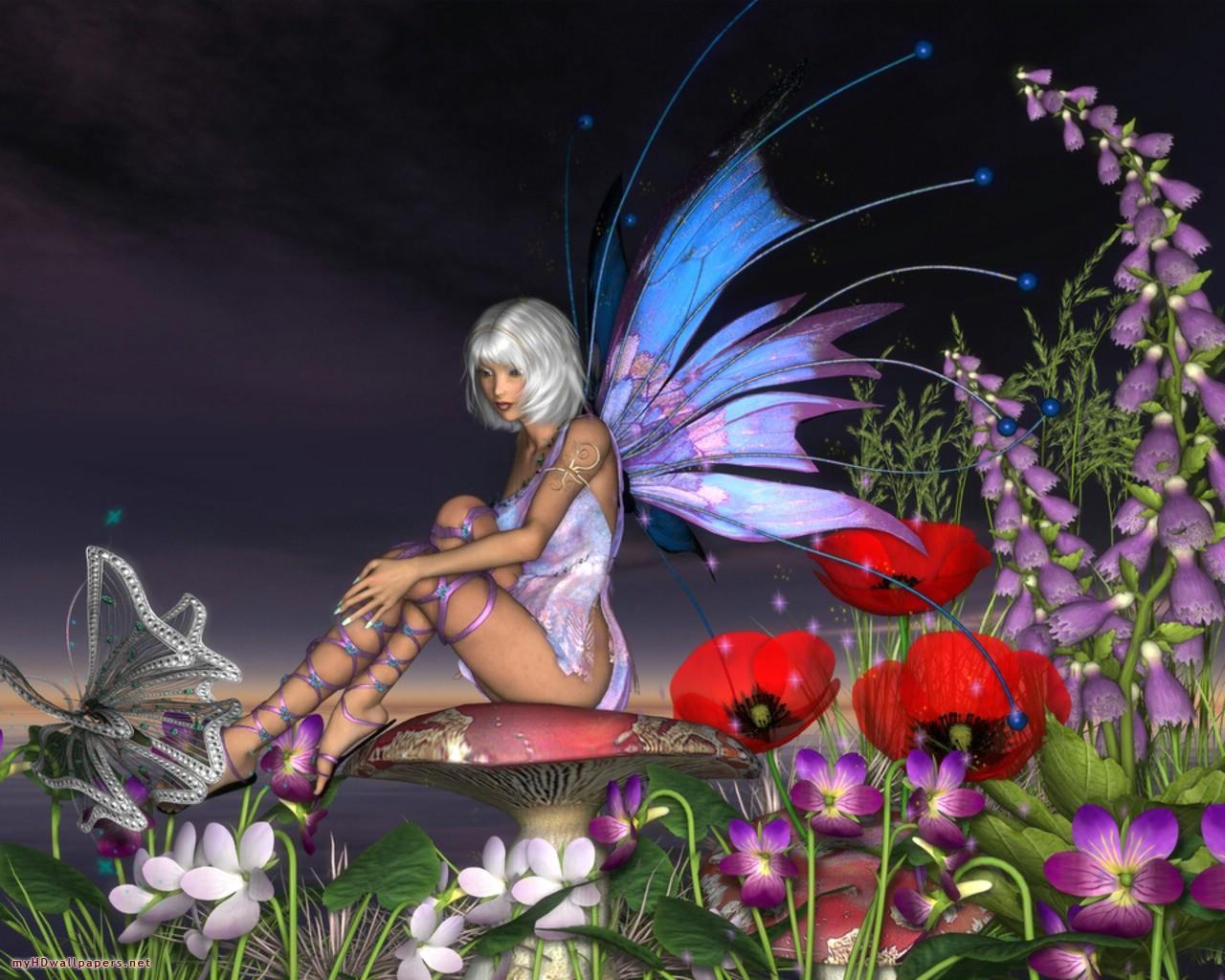 3d futanari elf fairy naked pics