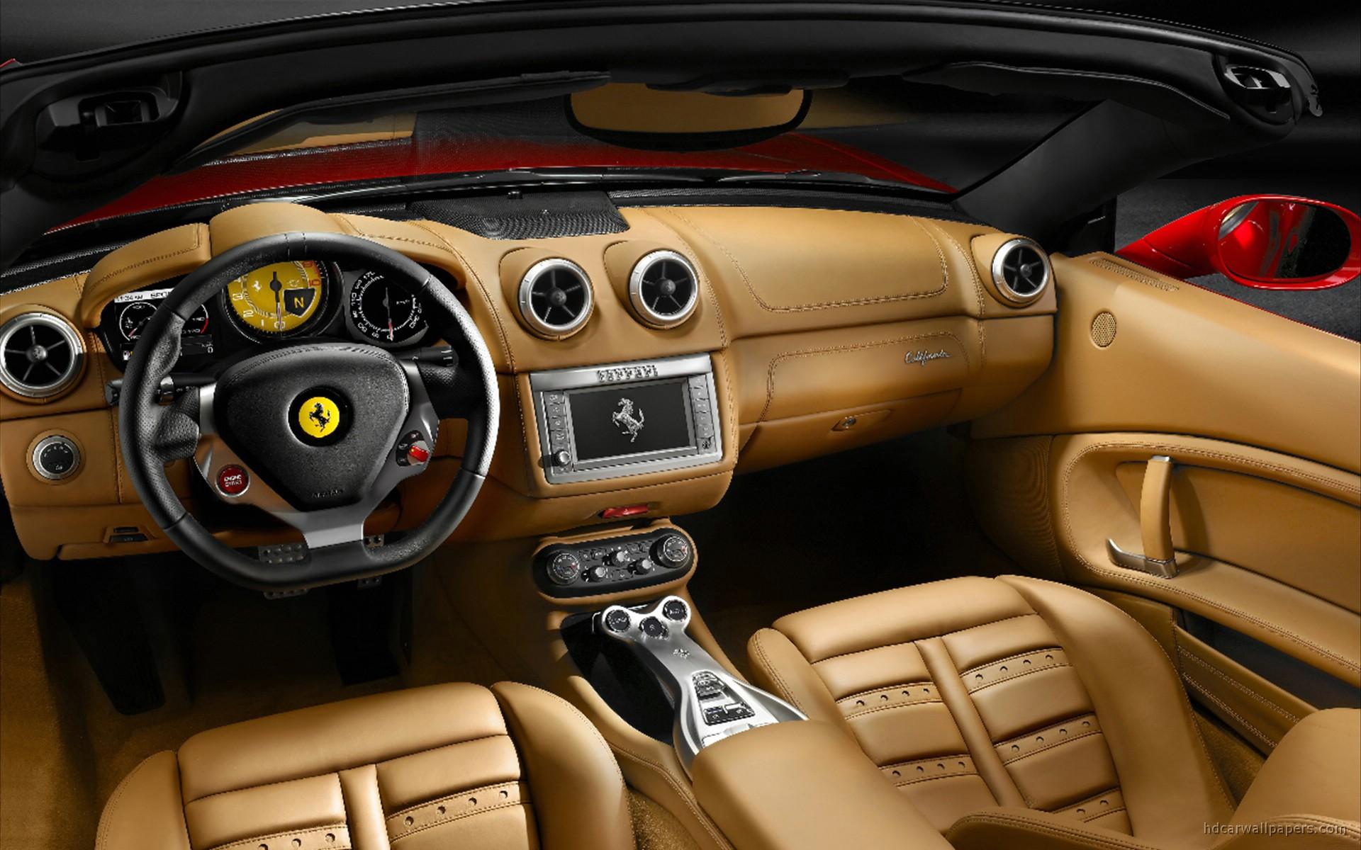 Ferrari California Wallpapers Hd Nano Trunk