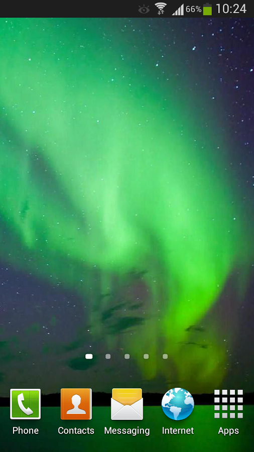 Aurora Borealis Live Wallpaper   Android Apps on Google Play 506x900