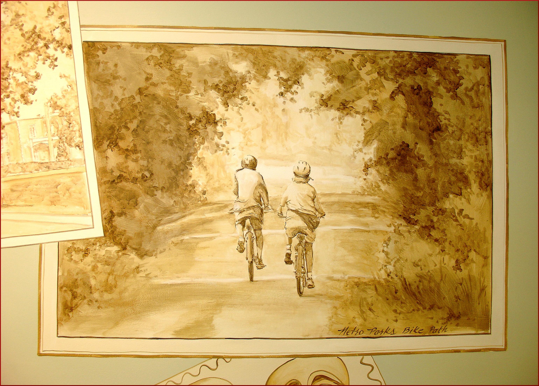 Michael J Romeo Assoc Murals Trompe loeil 3082x2204