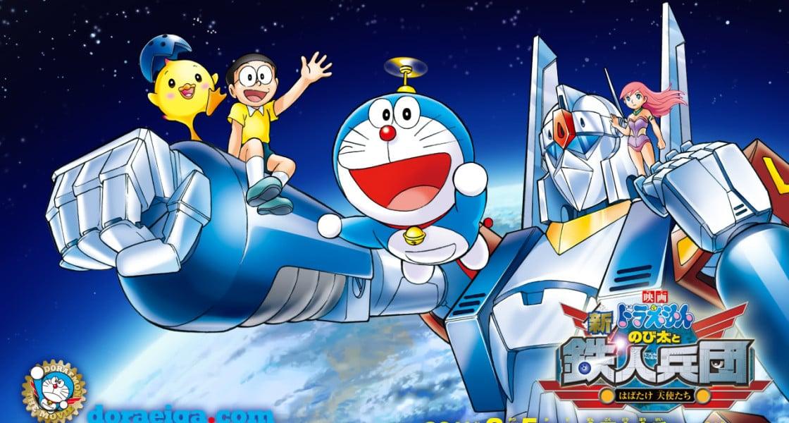 3D Doraemon Wallpaper - WallpaperSafari