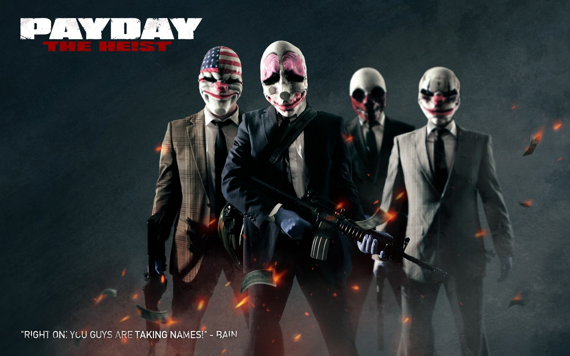 Payday the Heist Wallpapers 81 images 1920x1200