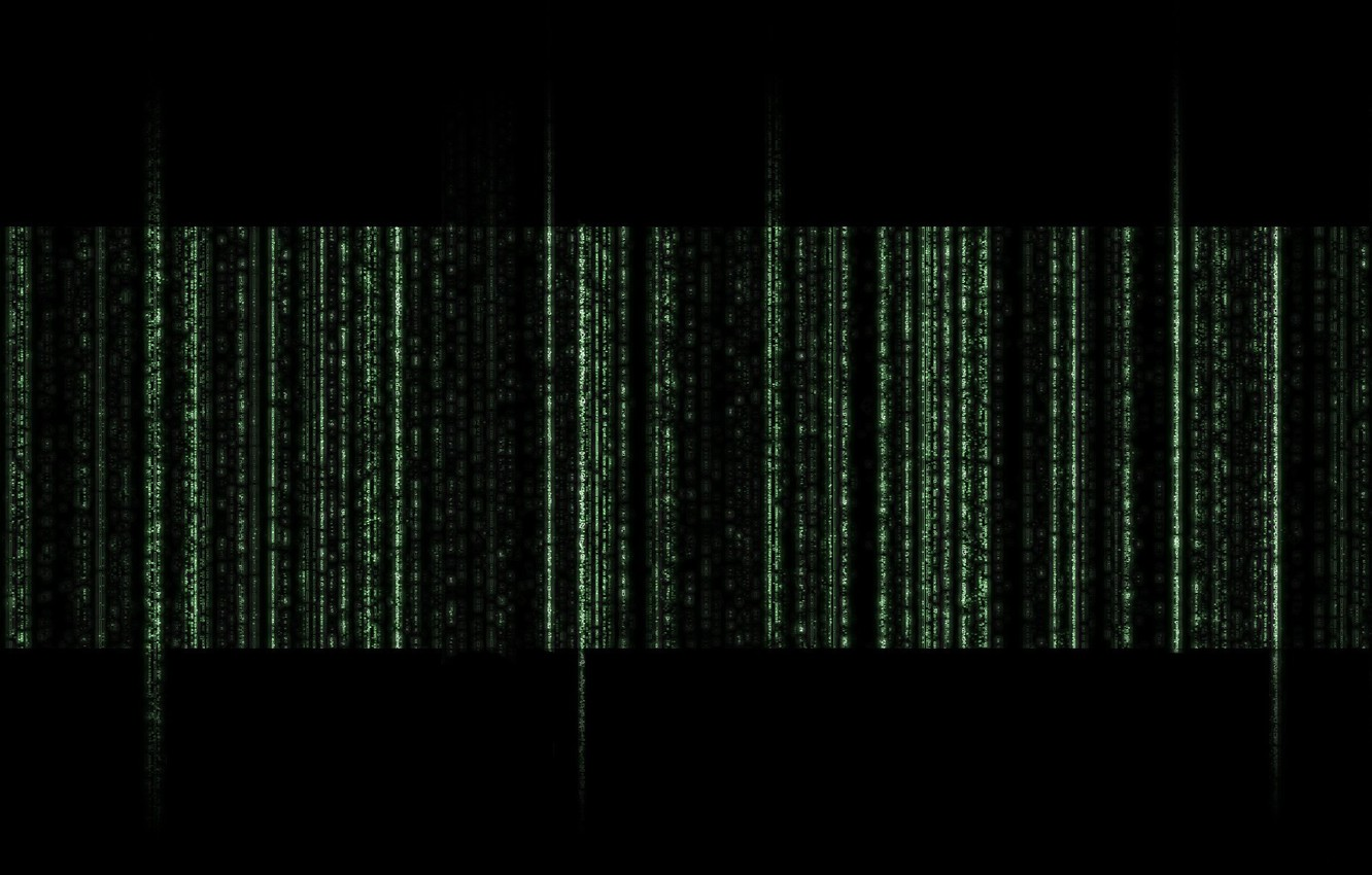 Wallpaper code matrix matrix black background cipher images 1332x850