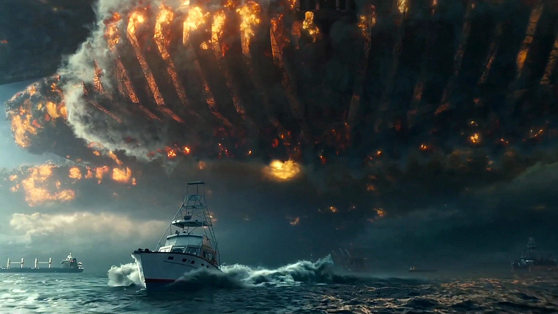 independence day resurgence movie wallpaper 04 Ians Movie Reviews 1887x1063