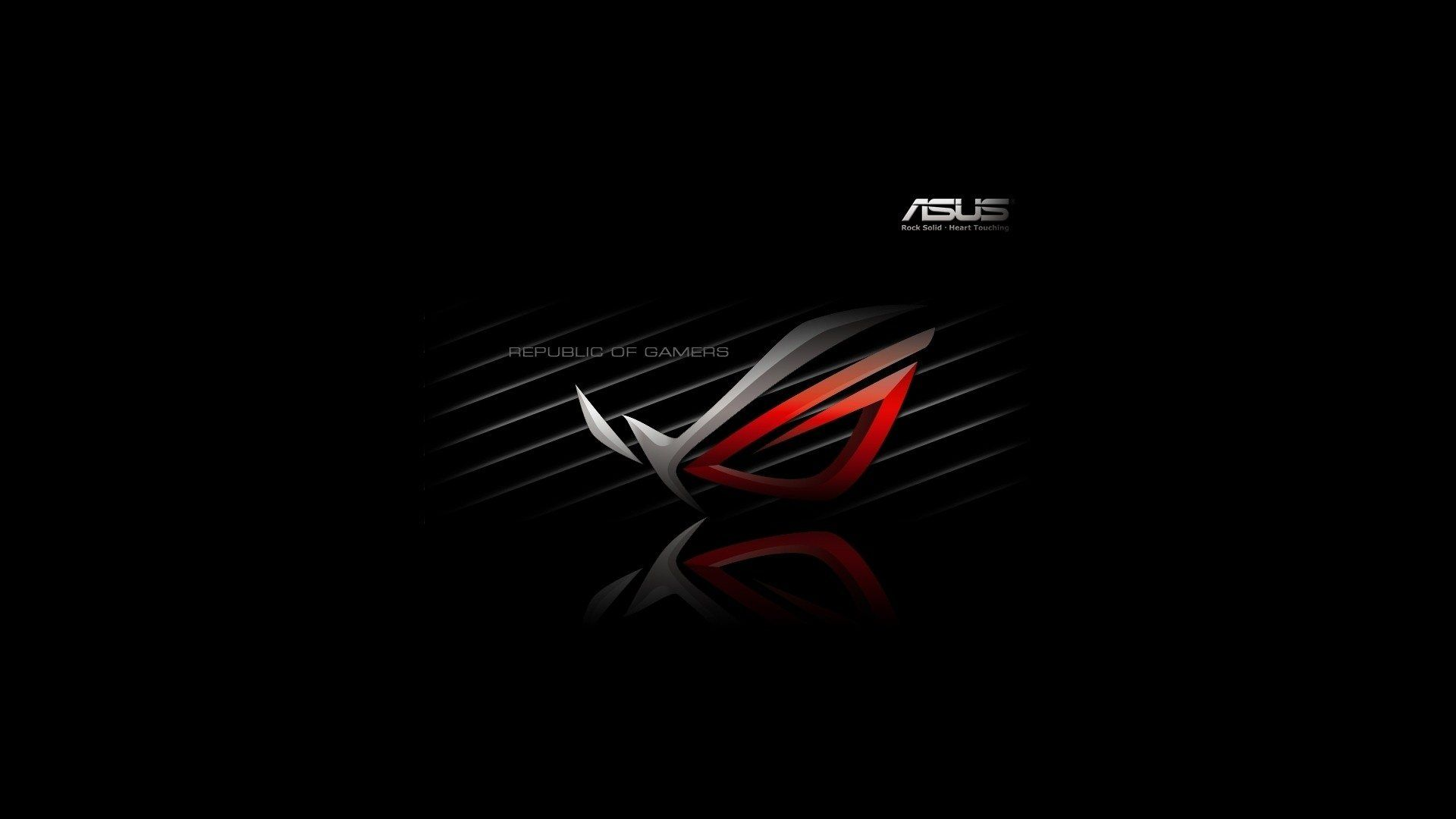 Free Download Asus Rog Wallpaper Picture Image 1920x1080 For