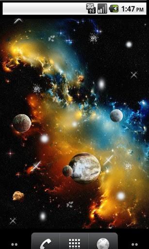 49+ Live Universe Wallpaper for Desktop on WallpaperSafari