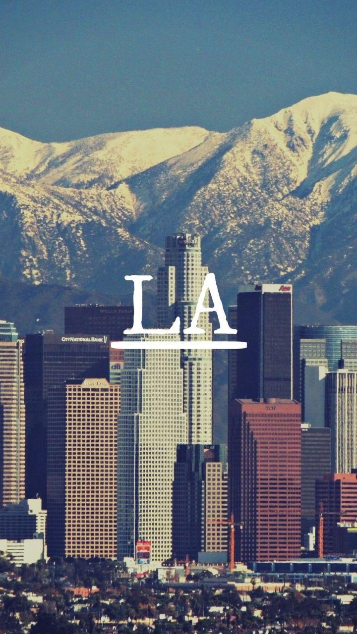 99 Los Angeles Wallpapers On Wallpapersafari