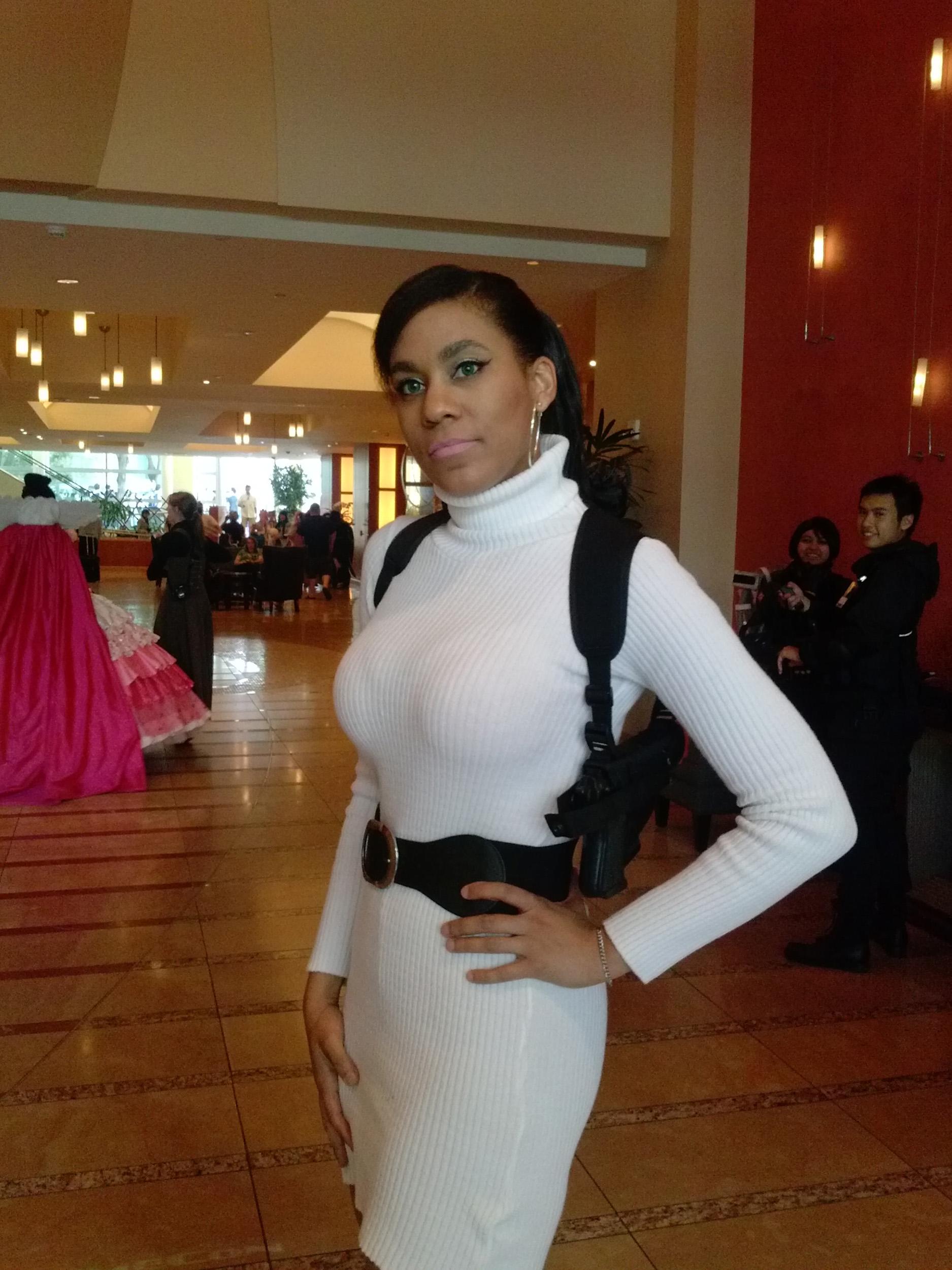 Lana Kane Archer Yolie y dressed as lana kane 1875x2500