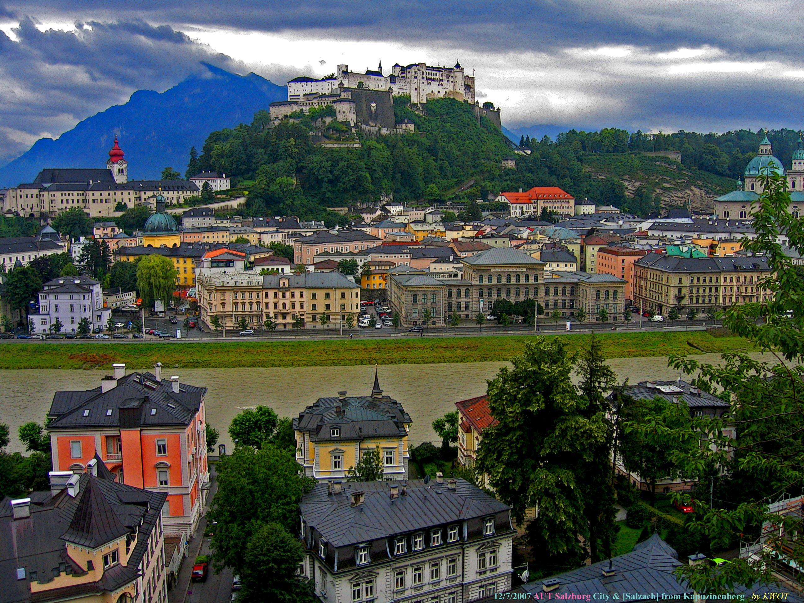 Salzburg Wallpapers and Background Images   stmednet 2592x1944