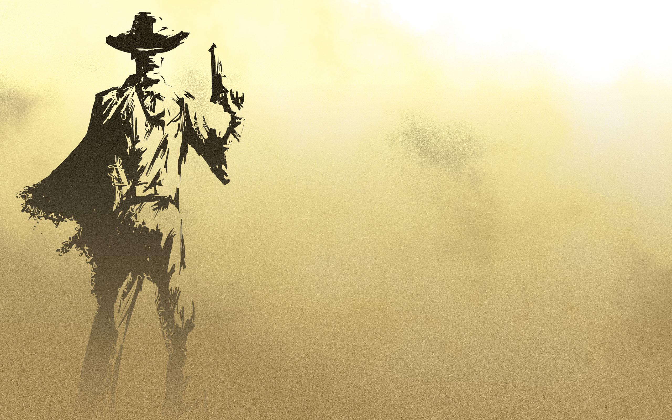 Cowboy Desktop HD Wallpapers 2560x1600