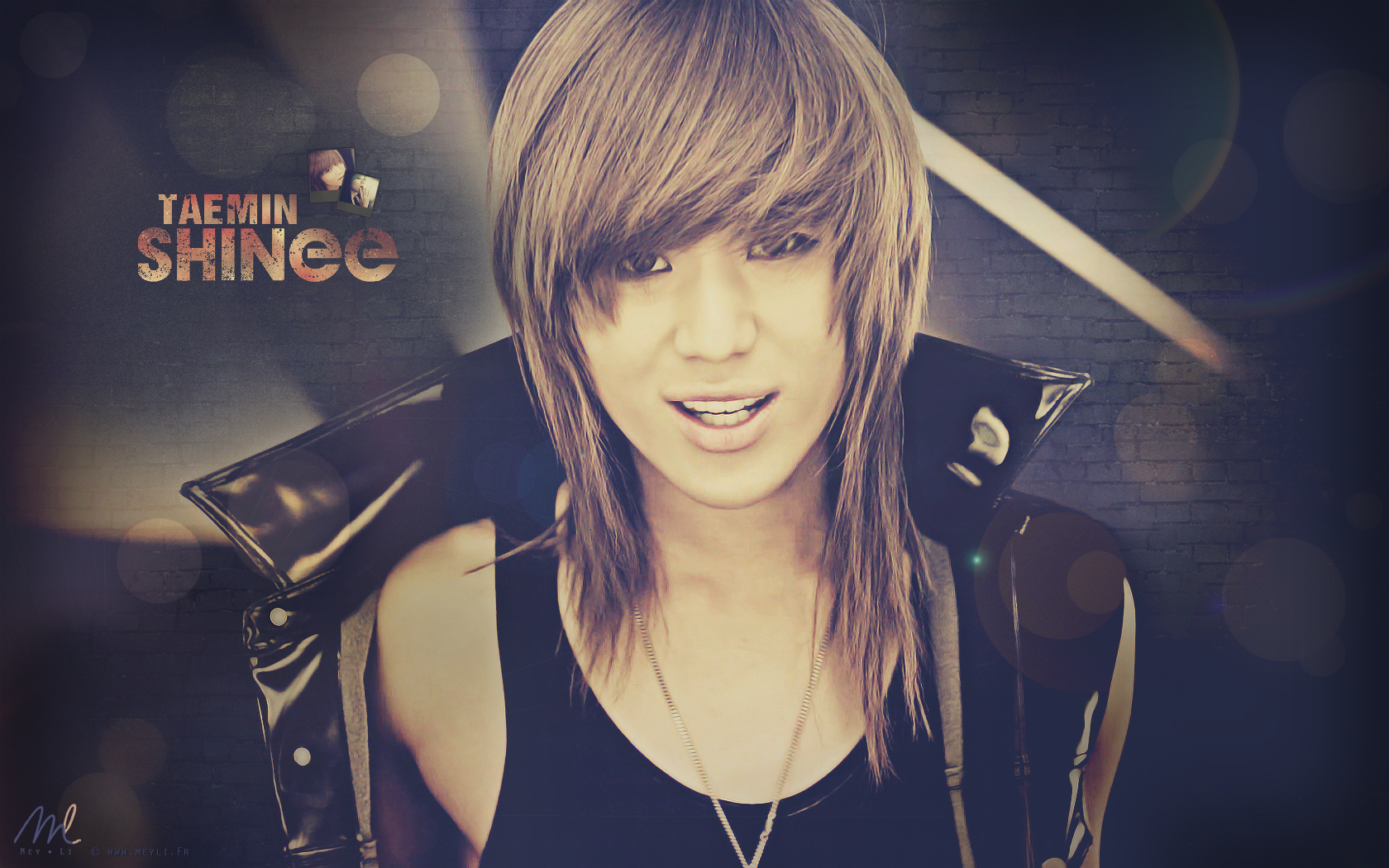 SHINee Taemin 2014   wallpaper 1680x1050