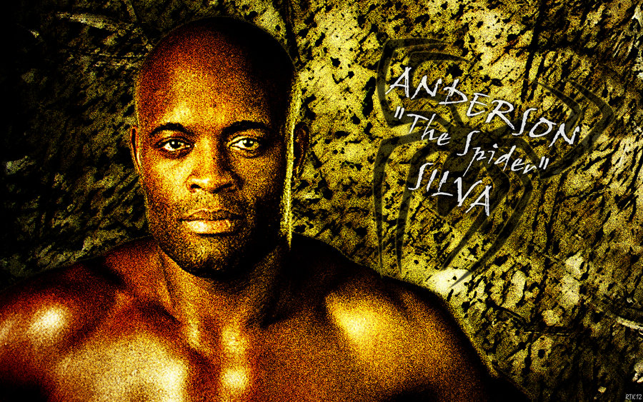 Anderson Silva wallpaper by rtk12 900x563
