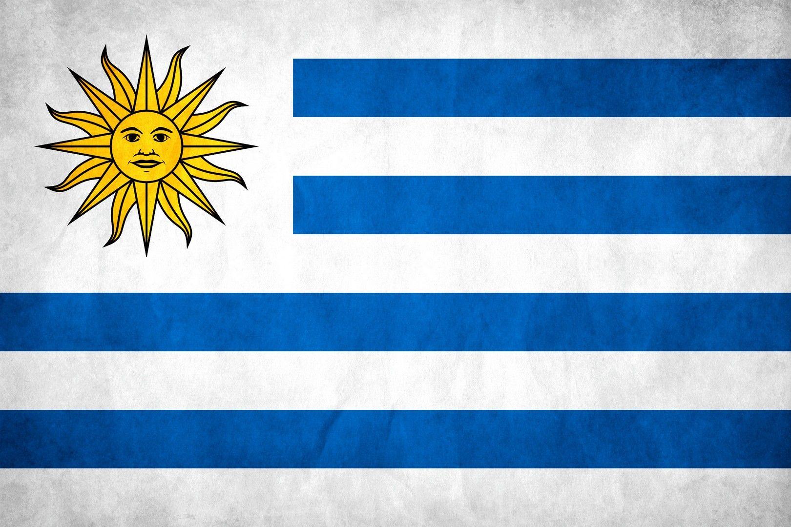 Flag of Uruguay wallpaper Flags wallpaper Uruguay flag Flag 1620x1080