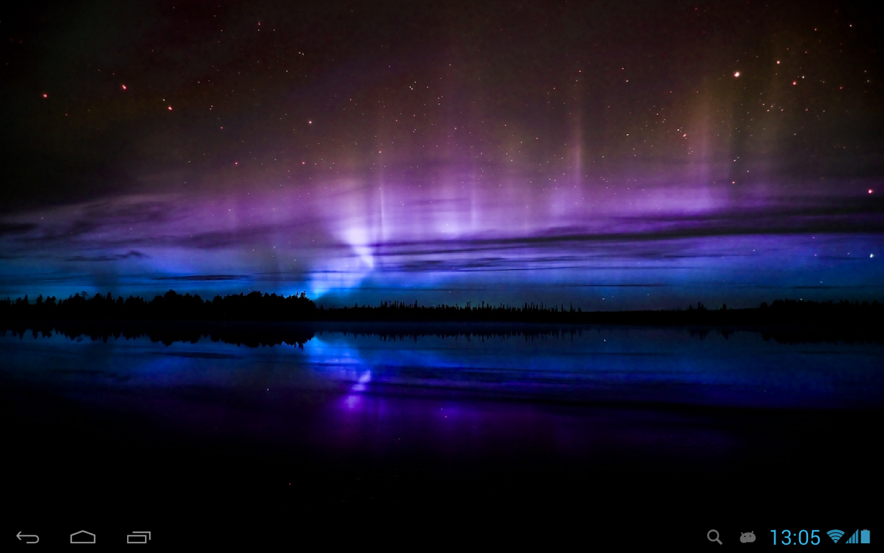 Northern Lights Live Wallpaper   Android Apps on Google Play 1280x800