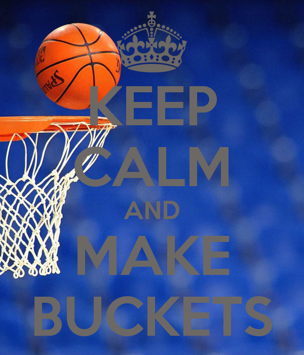 KEEP CALM AND MAKE BUCKETS   KEEP CALM AND CARRY ON Image Generator 600x700