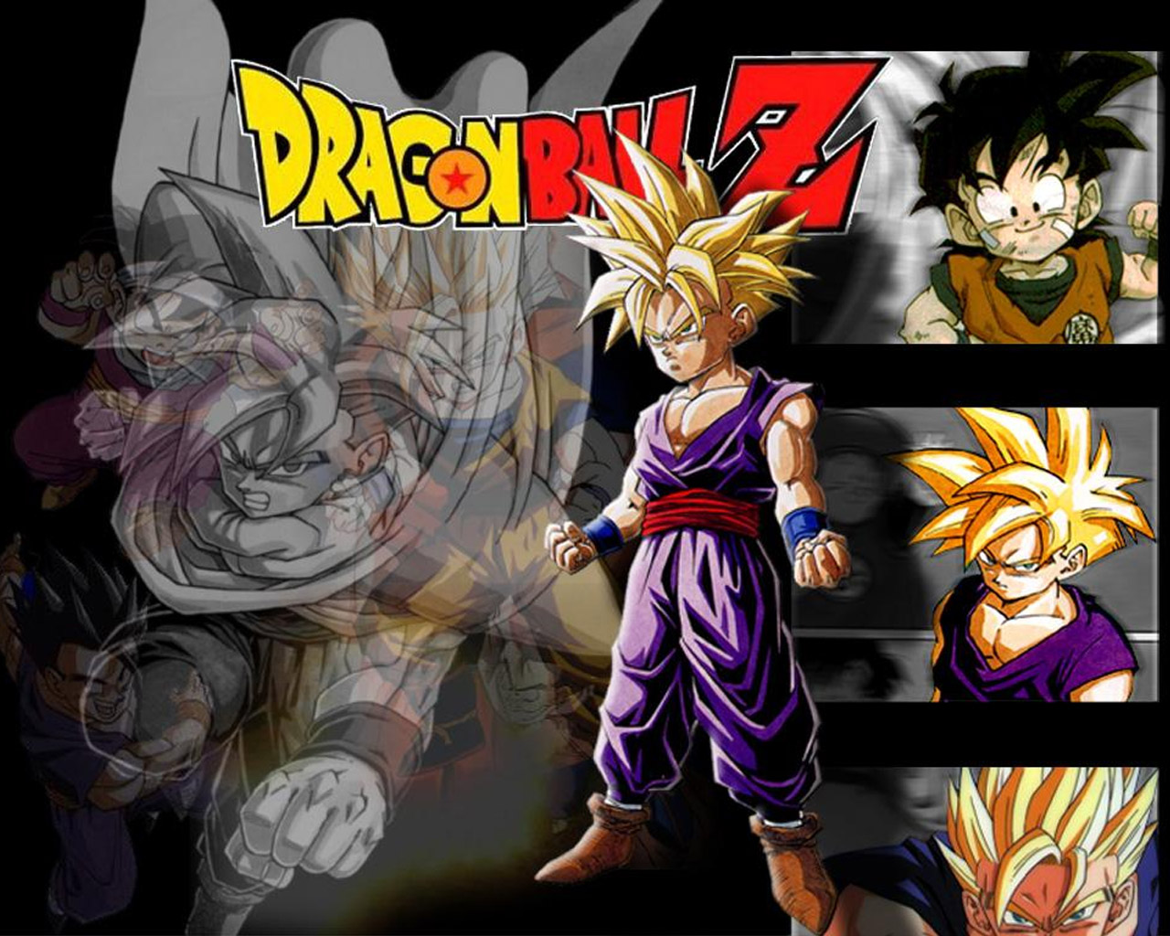 Gohan Wallpapers Health and Beautiful 1280x1024