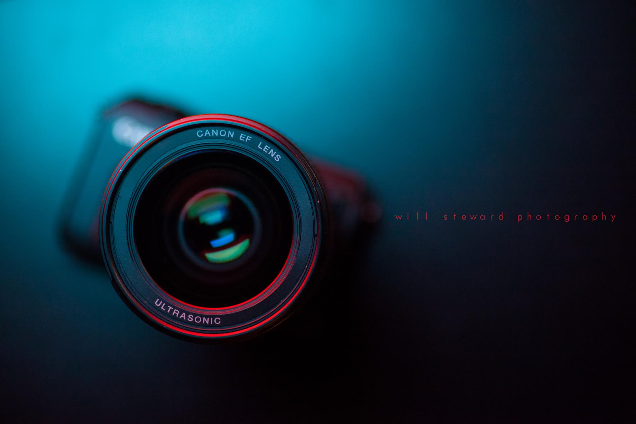 Hd wallpaper camera - Hi Tech Canon Ef Lens Ultrasonic Background Camera Hd