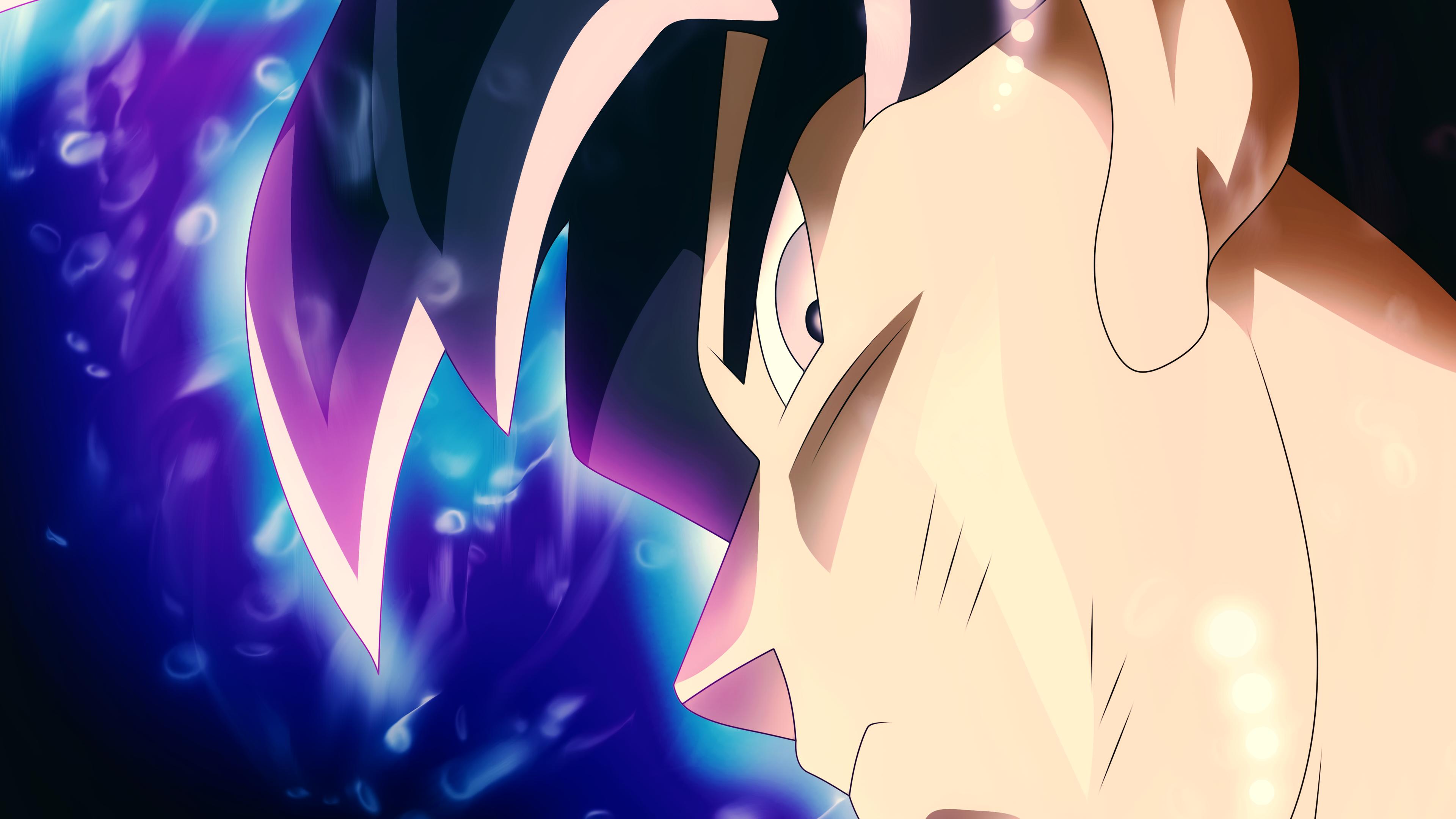 Free Download Ultra Instinct Goku 4k Ultra Hd Wallpaper And