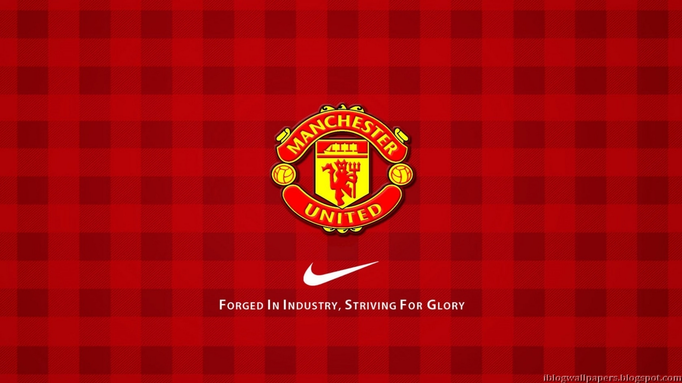 Free Download Manchester United Logo Wallpaper Download