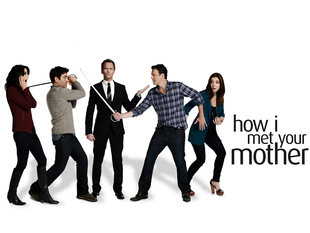 How I Met Your Mother images How I Met Your Mother HD 1024x768
