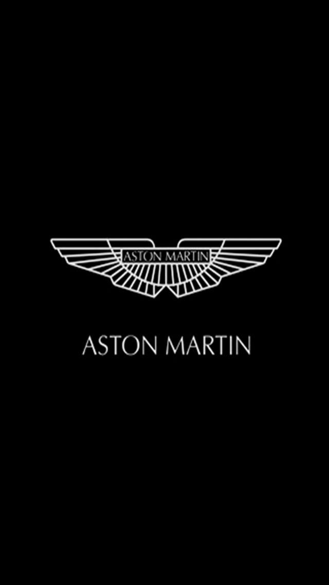 Aston Martin Logo iPhone Wallpaper   image 45 640x1136