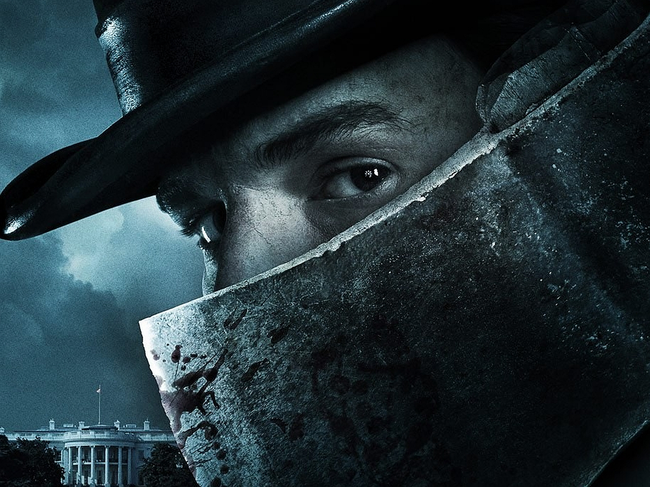 Abraham Lincoln Vampire Hunter Wallpaper and Background 1280x959