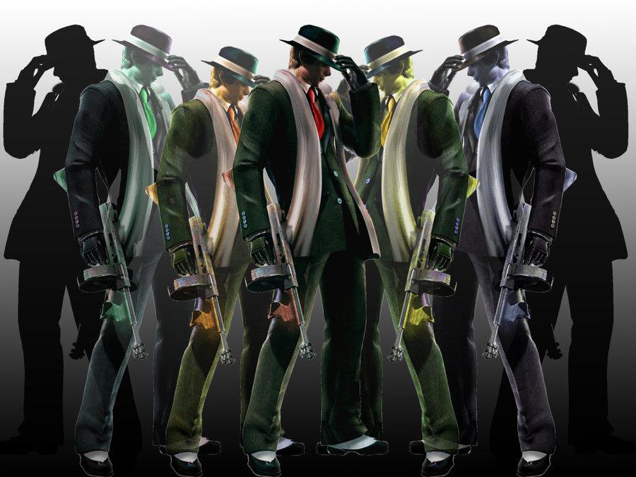 Gangster Wallpaper by Katay 900x675