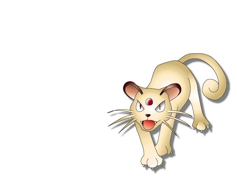 Persian Pokémon HD Wallpapers - WallpaperSafari