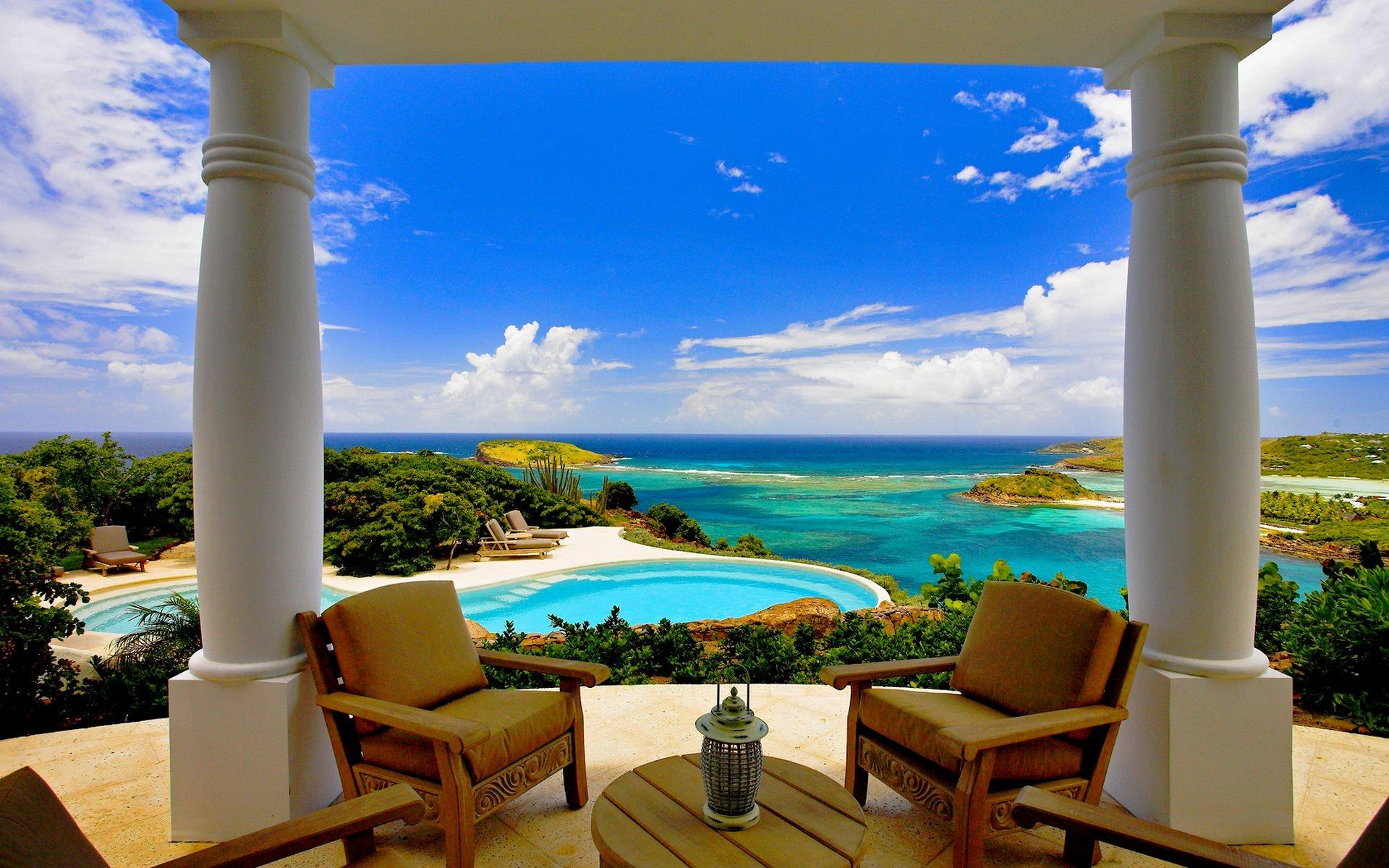 Summer Vacation Dream Wallpaper [1920x1200] 1920x1200