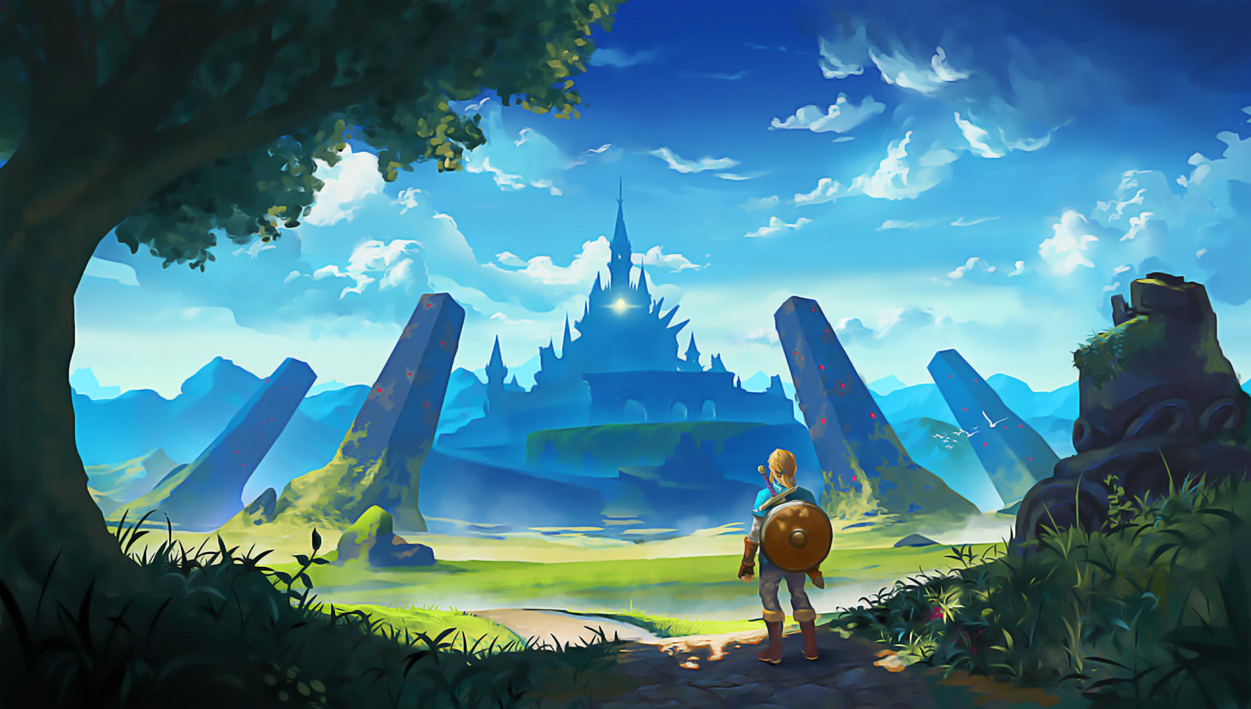 75 Zelda Wallpapers on WallpaperPlay 2560x1451