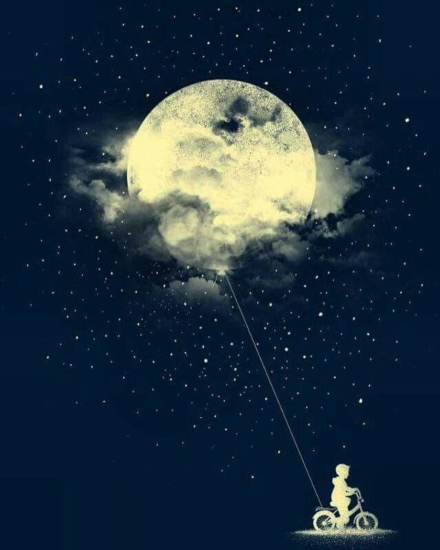 Bringing Up the Moon wwwBlytheAynecom moon Poetry 640x799