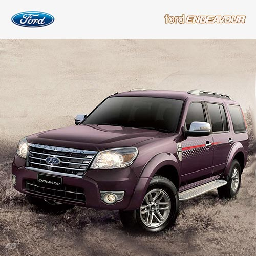 Download Best Wallpaper for Ford Endeavour 500x500