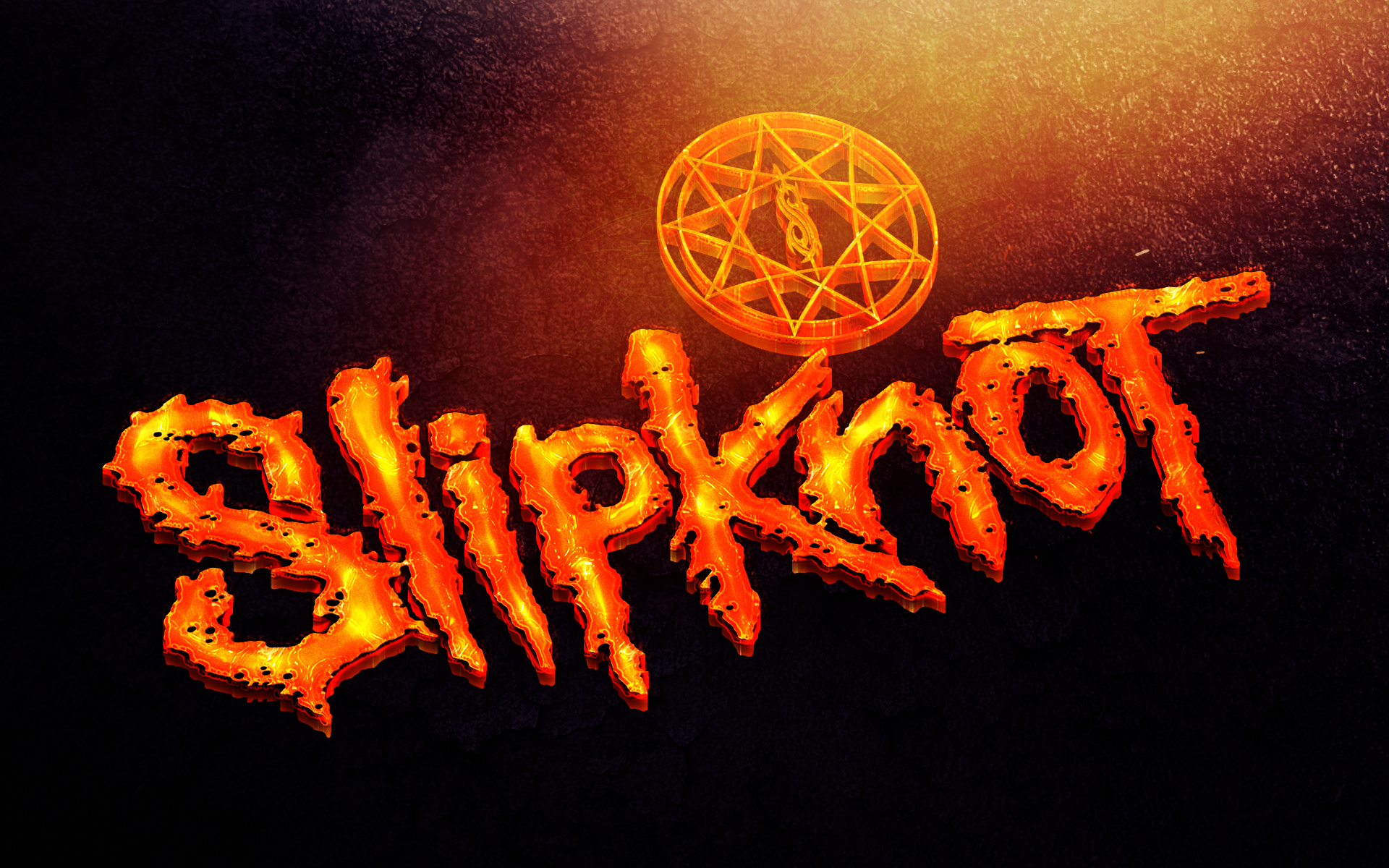 Slipknot logo by croatian crusader 1920x1200