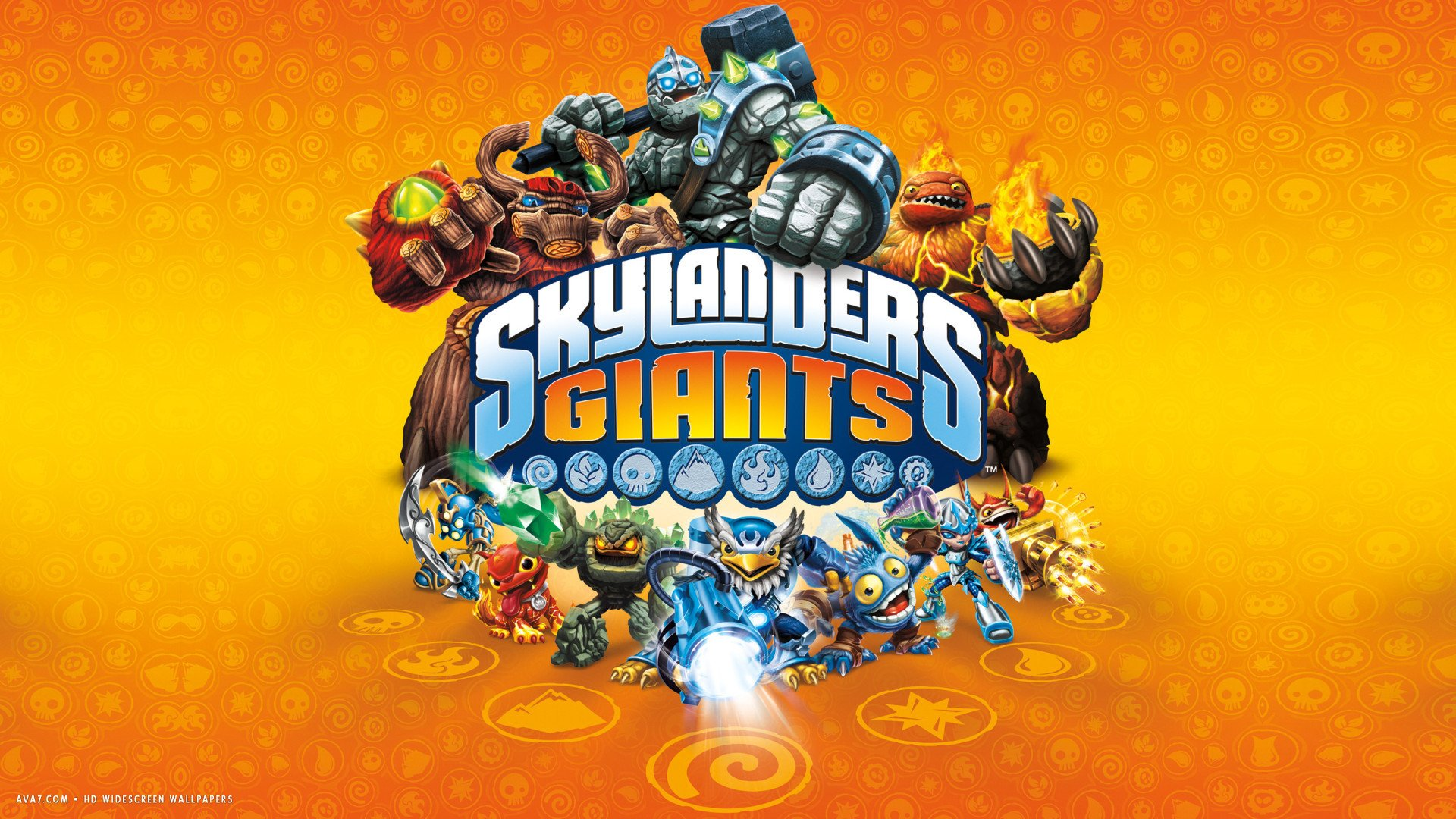 skylanders giants game hd widescreen wallpaper games backgrounds 1920x1080