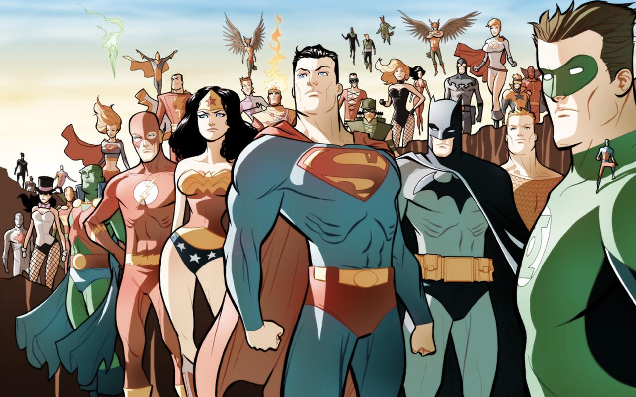 Free Download Alex Ross Justice League Wallpaper Justice League