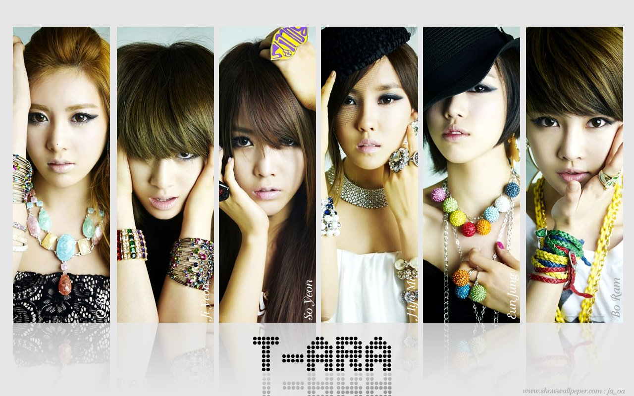 wallpaper kpop 4 in hd to download wallpaper leave comments for t ara 1280x800
