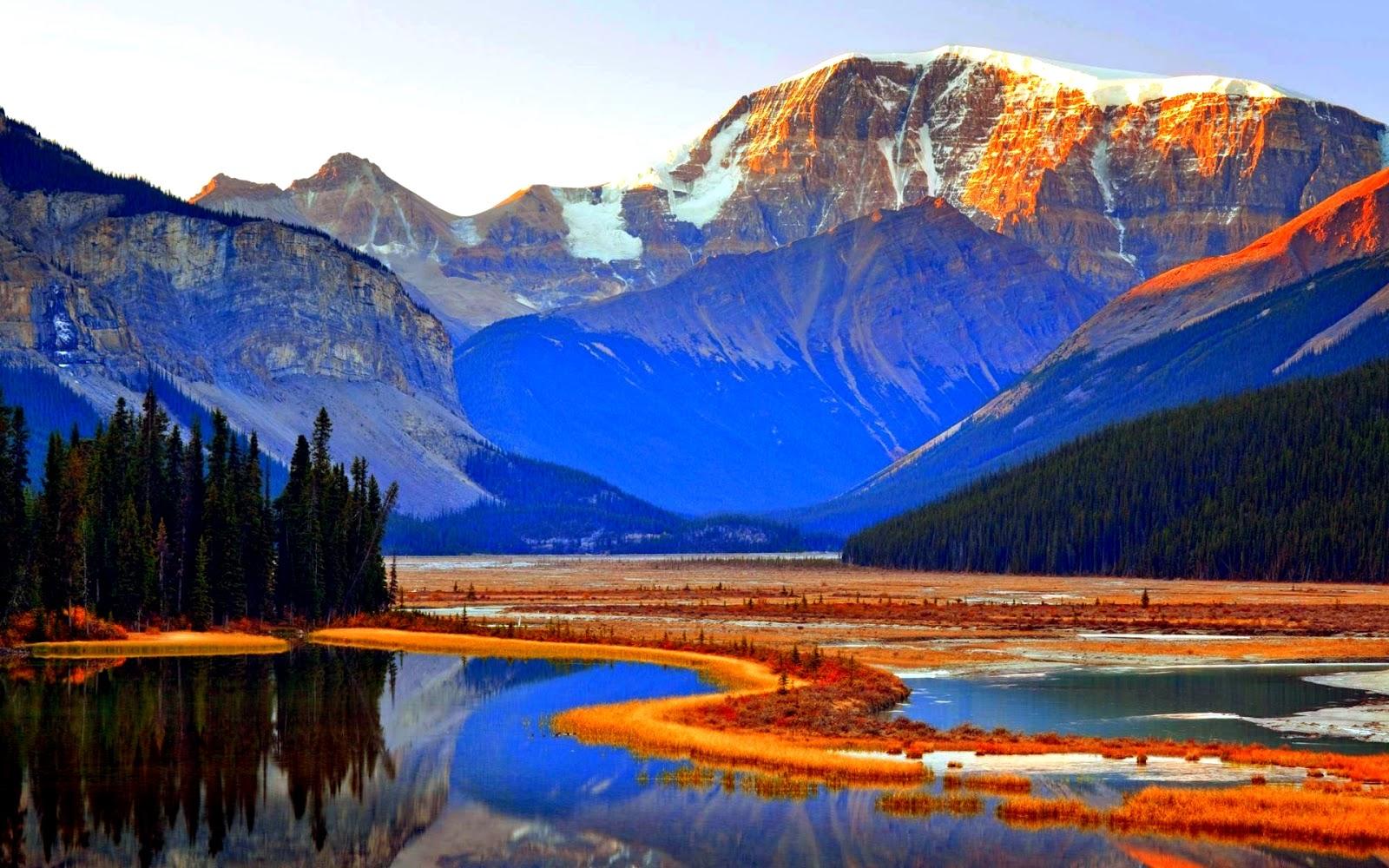 Jasper National Park Beauty Of The World 1600x1000