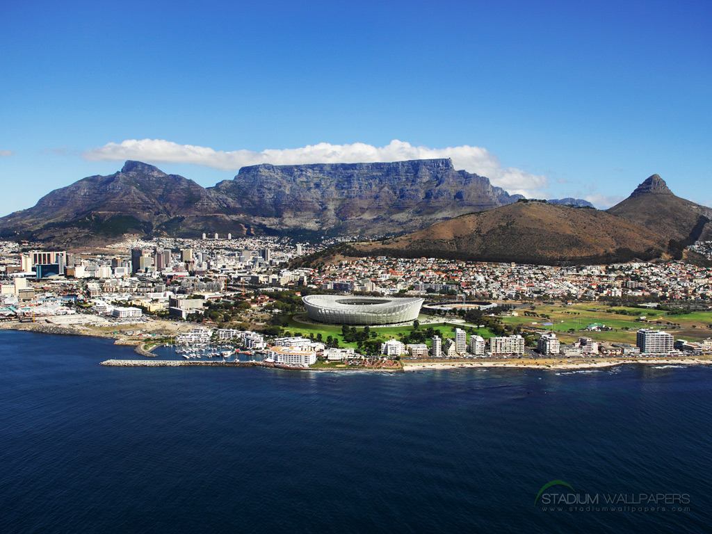 Cape Town South Africa HD Wallpapers Windows IPad 1024x768