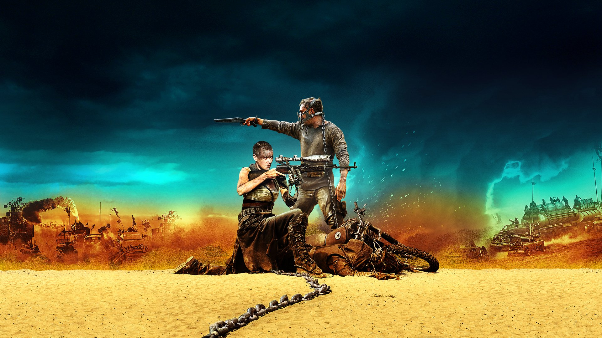 Mad Max Fury Road Wallpaper 1920x1080 by sachso74 1920x1080