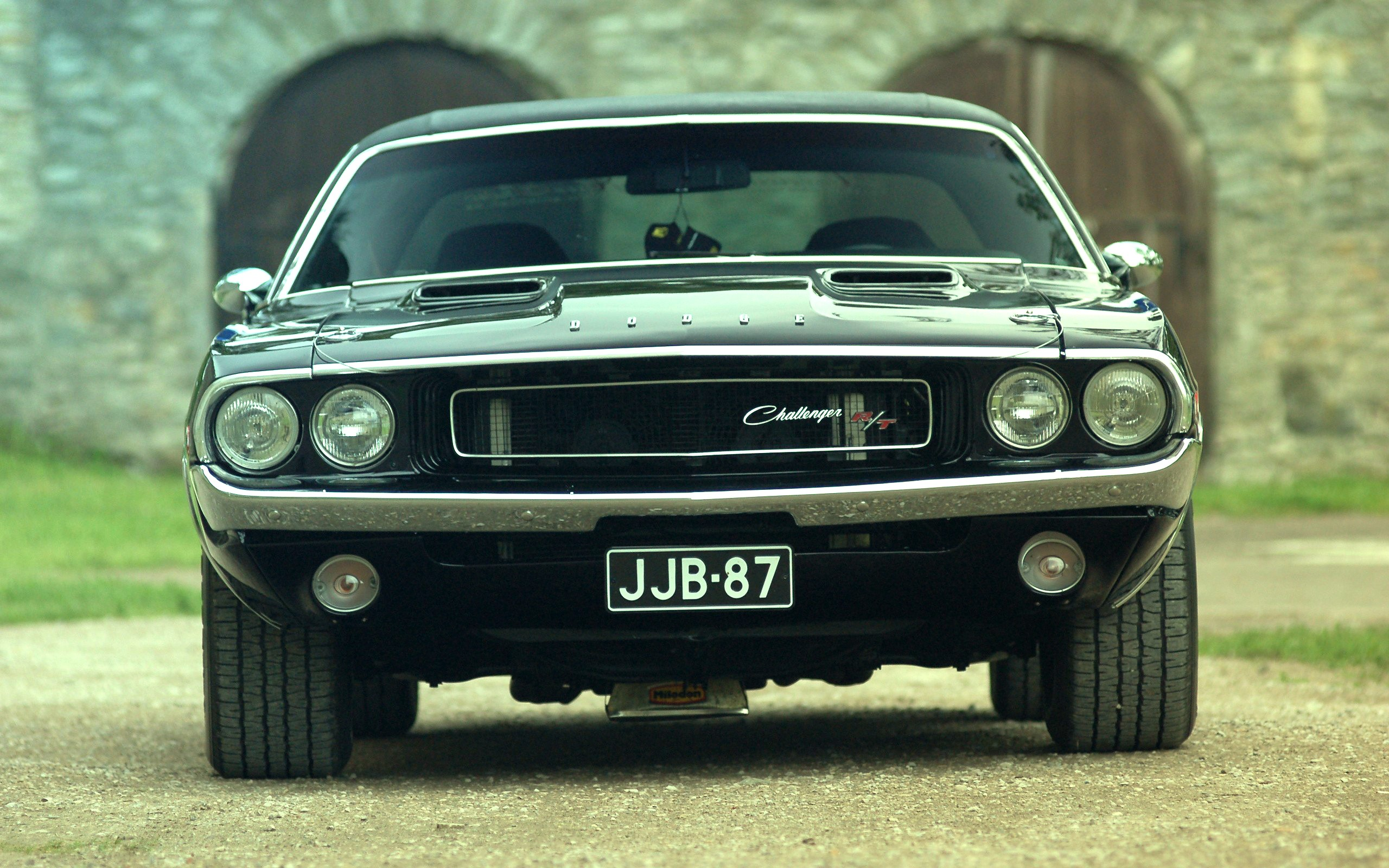 Classic Muscle Car Wallpaper Full HD Pictures 2560x1600