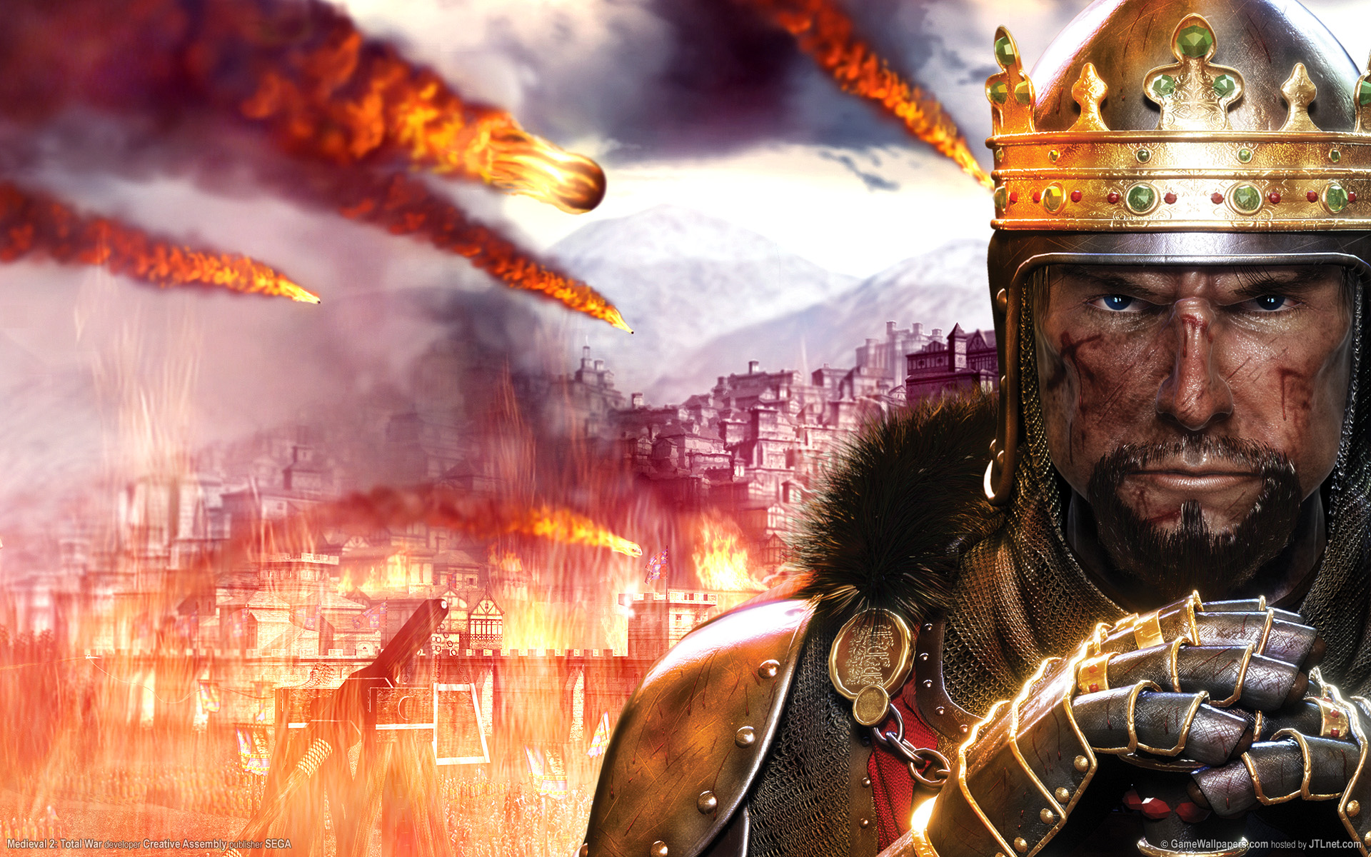 Medieval Total War wallpapers HD   28859 1920x1200