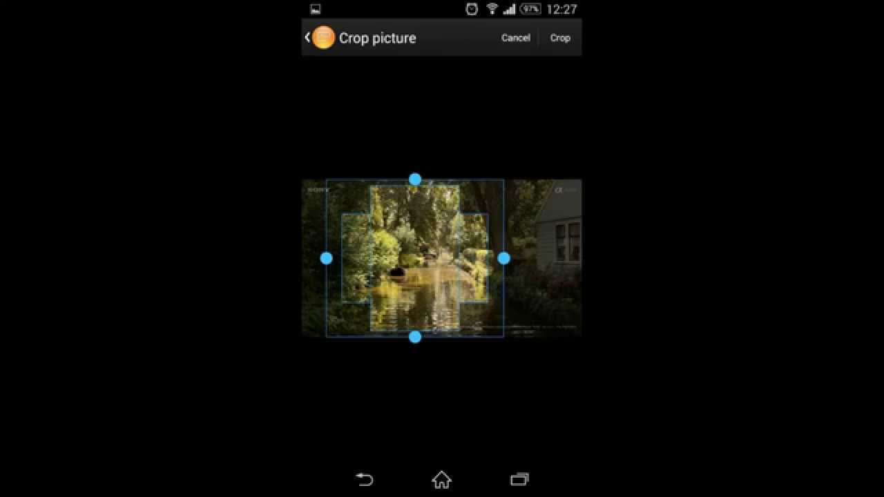 How to Change the Xperia Z3 Home Screen Background 1280x720