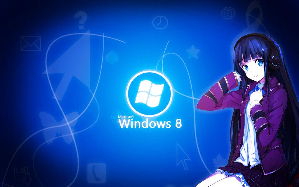 Windows 8 Anime themed Wallpaper by CryADsisAM 1024x640