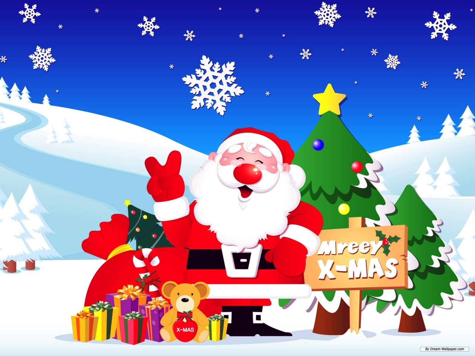 christmas desktop wallpaper themes   wwwwallpapers in hdcom 1600x1200