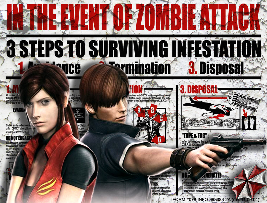 Resident Evil wallpaper by Attikus Star 900x682