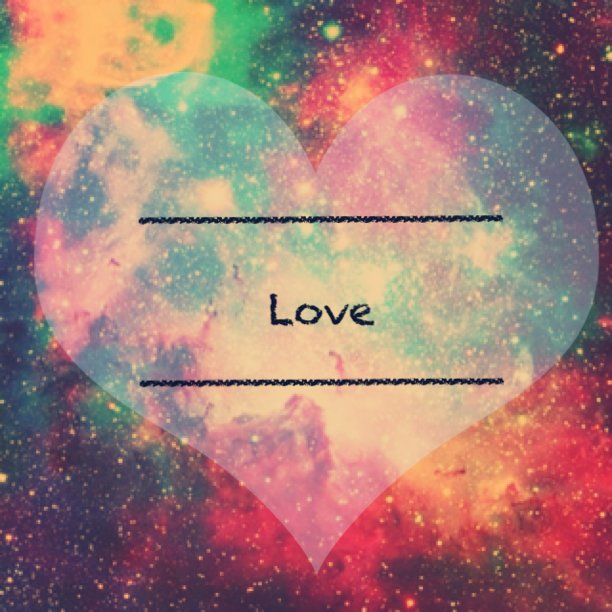 Infinity Love Quotes: Galaxy Infinity Wallpaper